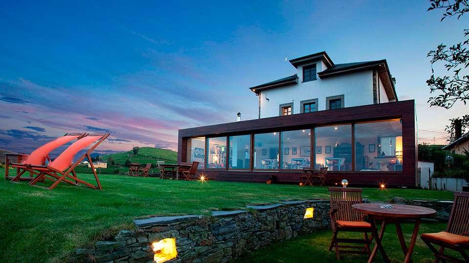 Hoteles rurales con encanto - 3 Cabos 2