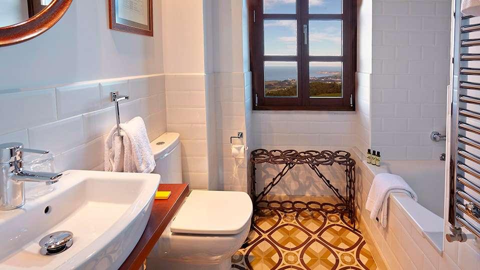Hoteles rurales con encanto - 3 cabos baño