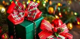 eventos navideños para empresas - regalos
