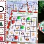 regalos - bingo navideño