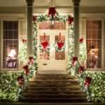 jardines navideños - luces