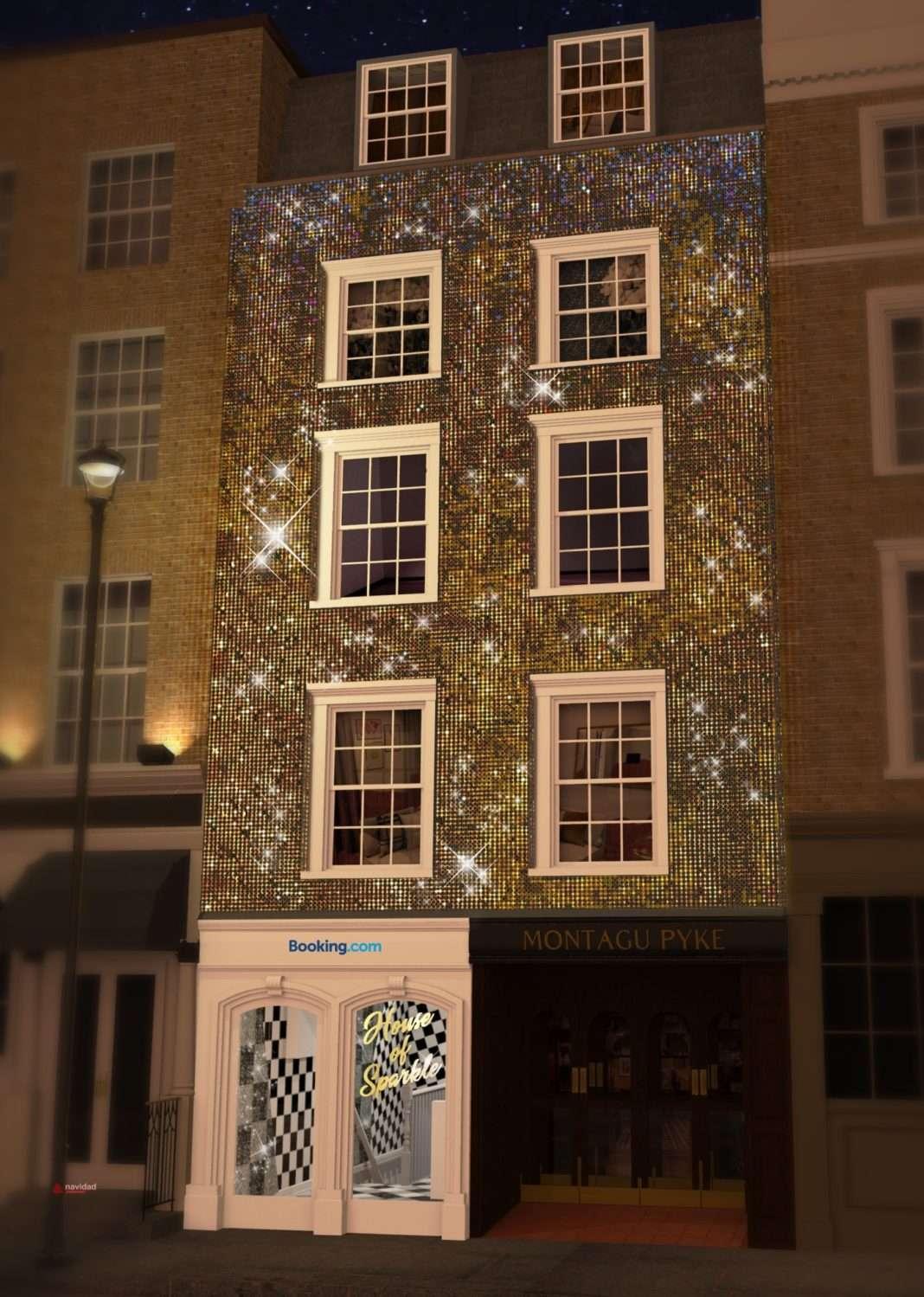 Ilumina tu navidad, esta es la casa más brillante del mundo 8