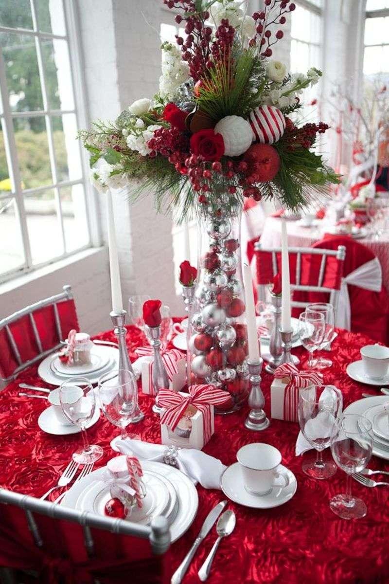 decoración de Navidad - servilletas