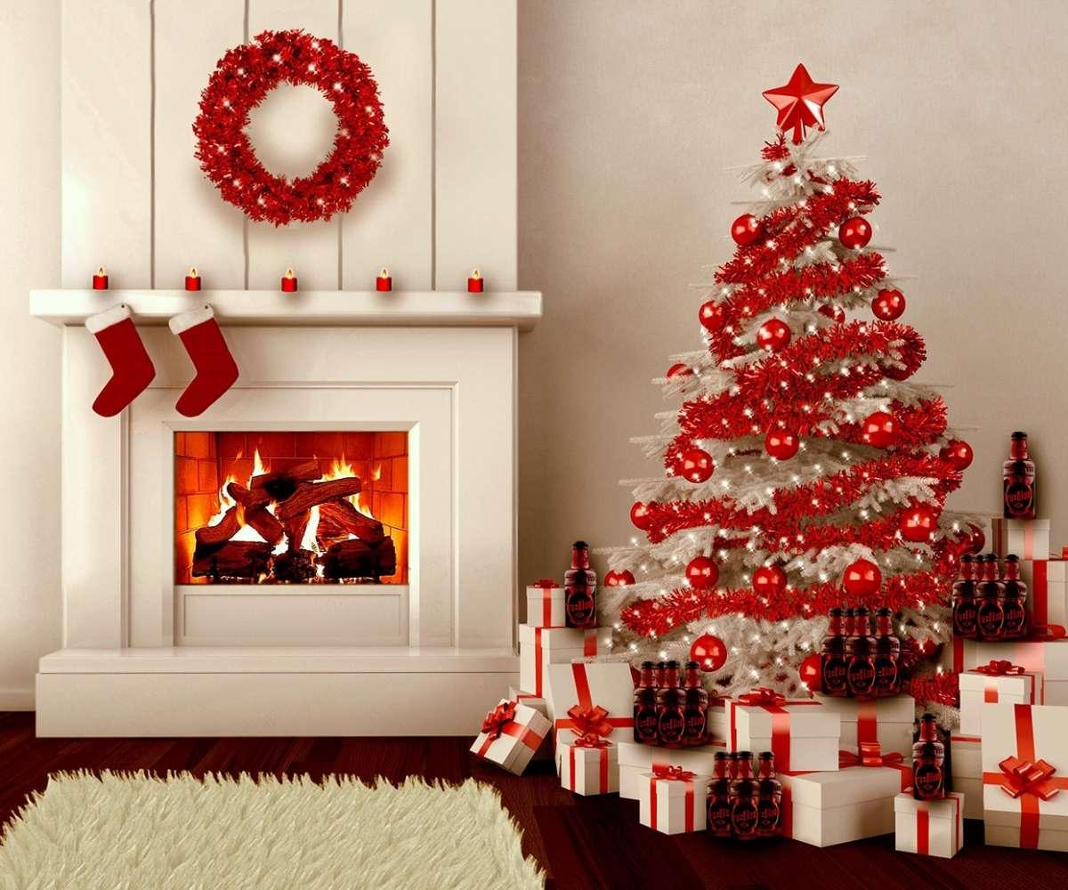 decoración de Navidad - árbol