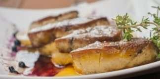 Platos de cocina - Foie