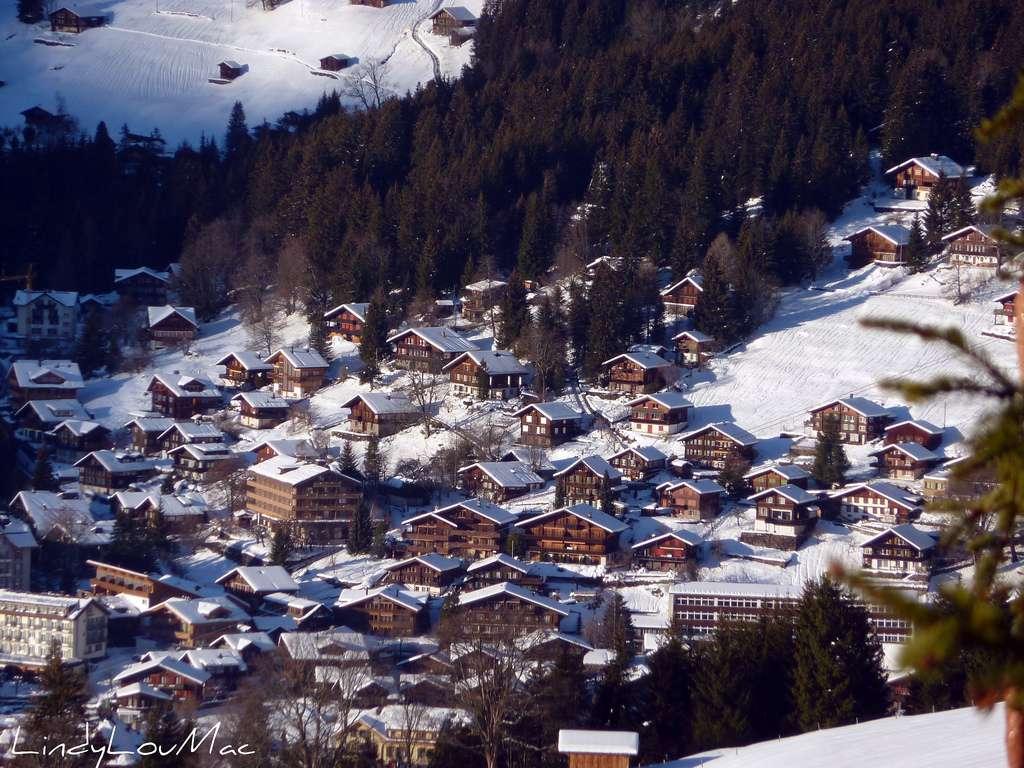 Viajes a la nieve - Suiza