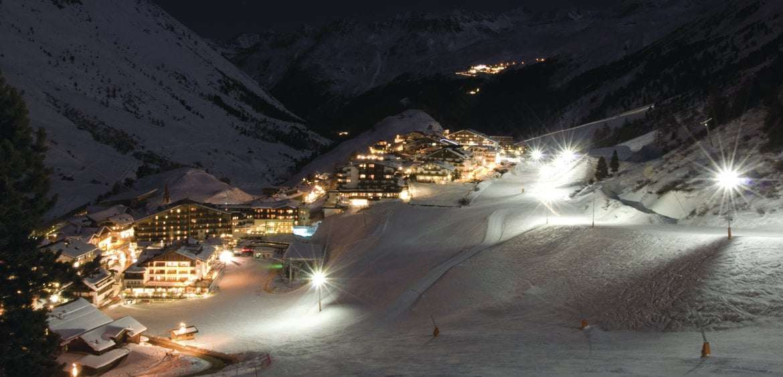 Viajes a la nieve - Obergurgl