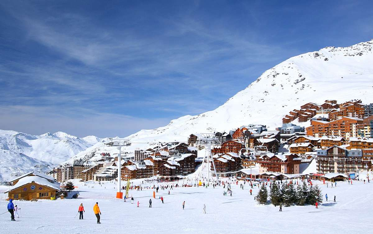 Viajes a la nieve - Val Thorens