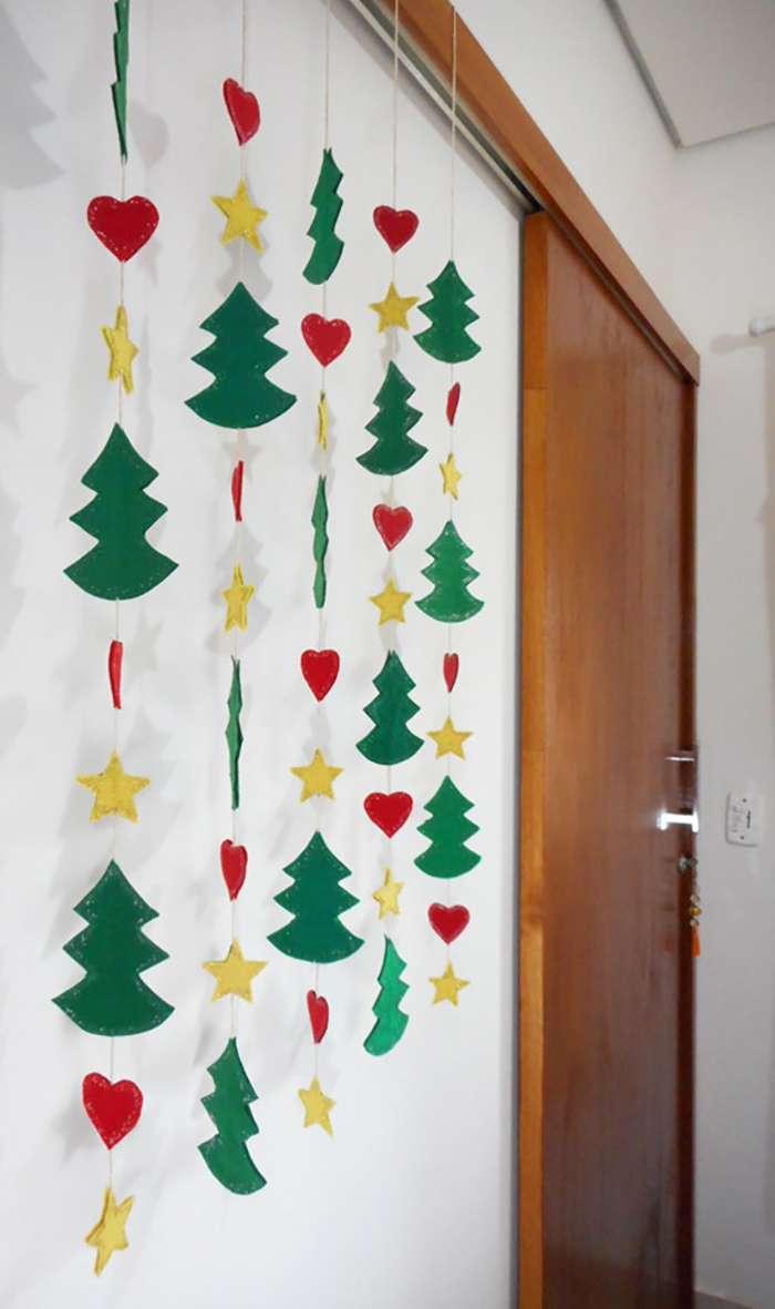 adornos de Navidad con ninos IV