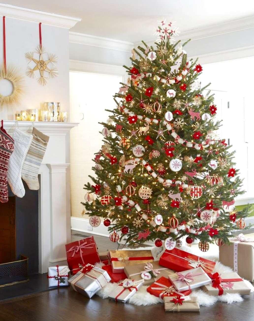 Decoración navideña - colores