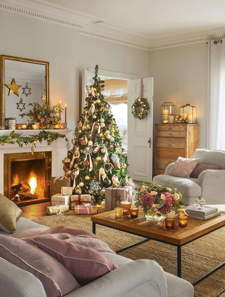 Decoración navideña - árbol de Navidad