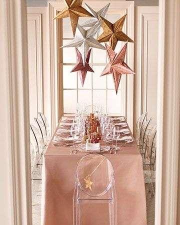 decorar la mesa en nochevieja IV