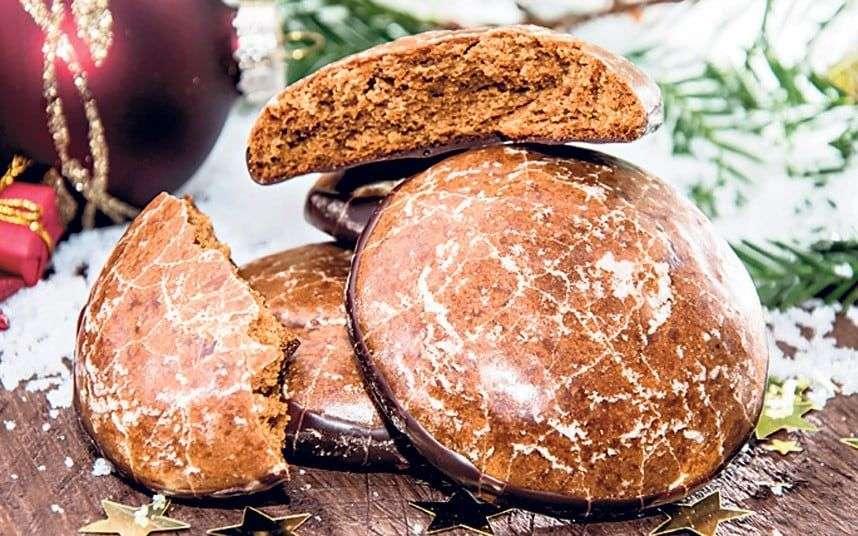 Cocina navideña - Lebkchen