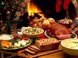 Cocina navideña de Australia