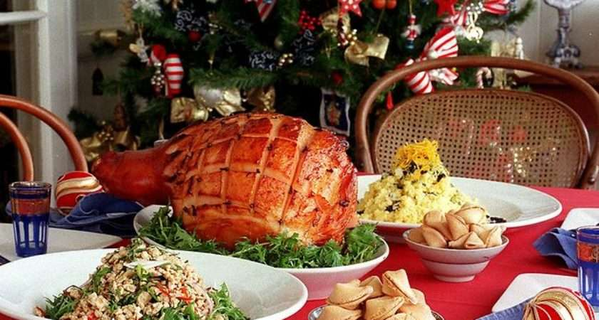 Cocina navideña - asado de carne