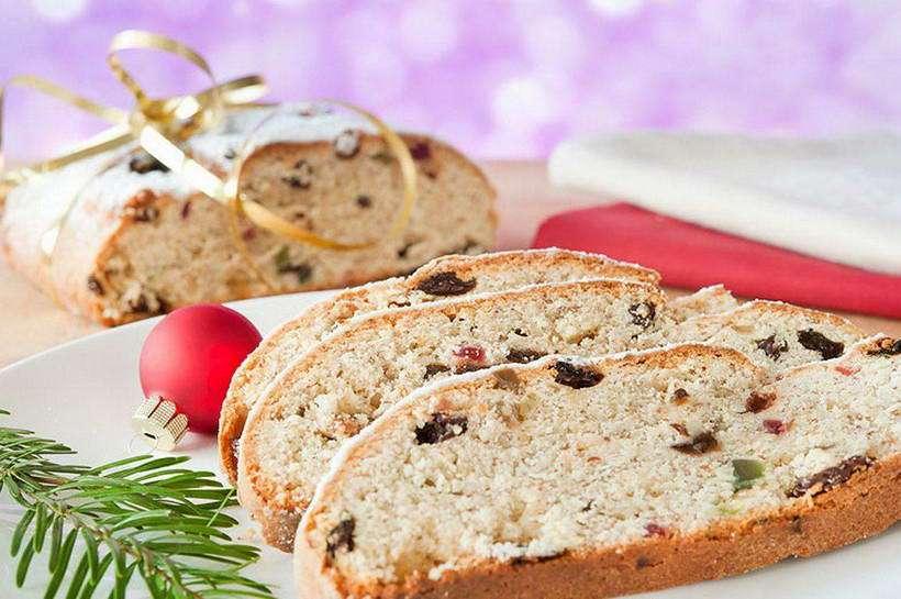 Cocina navideña - Criststolle