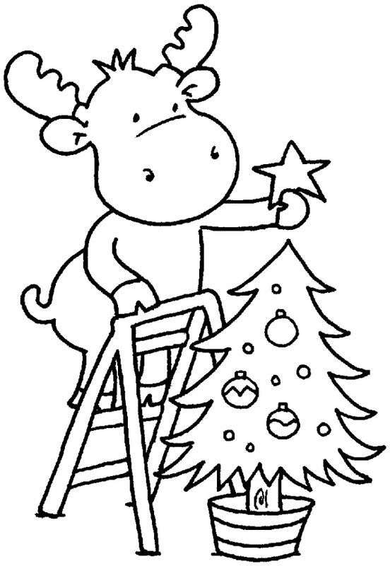 dibujos de navidad X