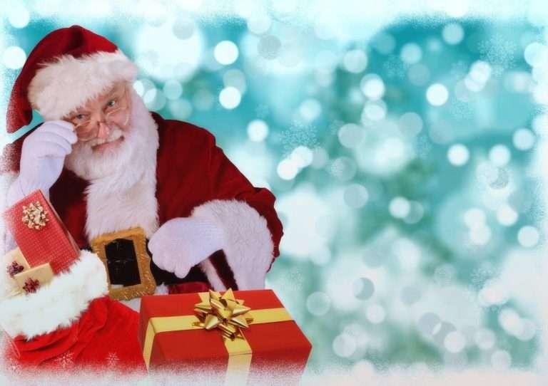 Descubre cómo hacerse un disfraz de Papá Noel