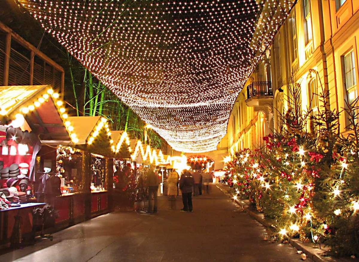Navidad - mercadillos navideños