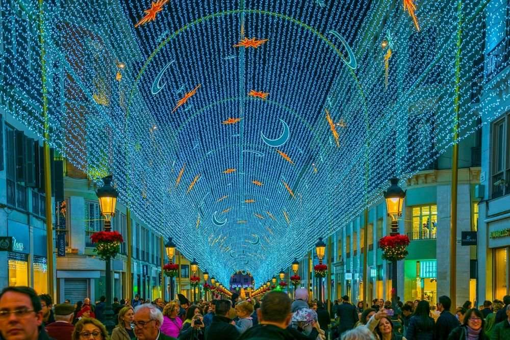 Navidad - Málaga