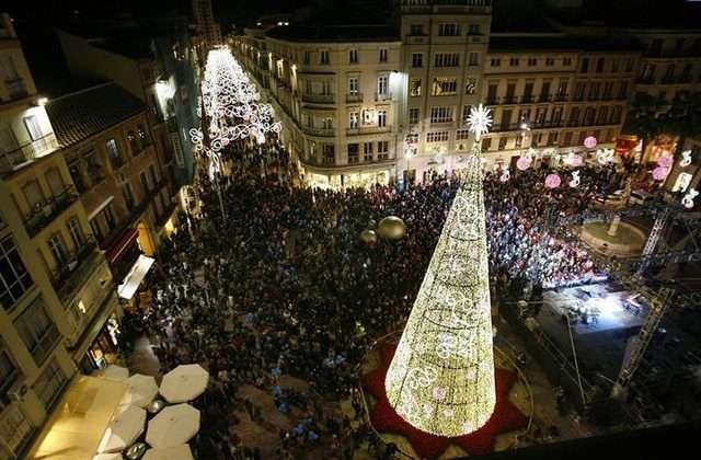 Navidad - conciertos callejeros