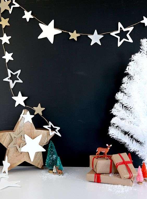 estrellas de Navidad VI