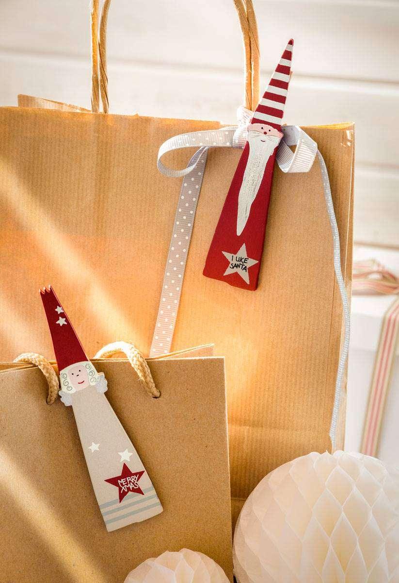 envolver regalos con bolsas