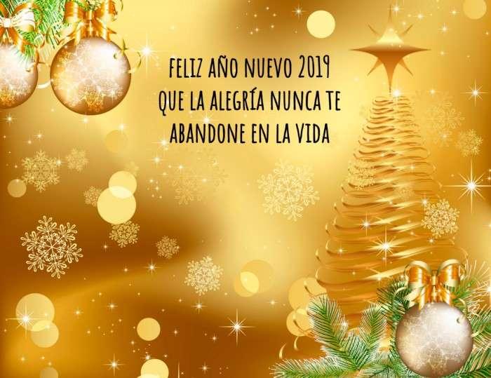 Felicitaciones Para Navidad 2019.Mensajes Originales Para Felicitar El Ano Nuevo 2019 8