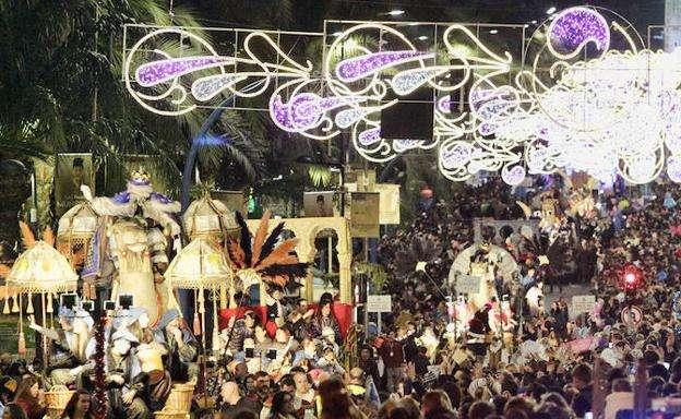 organizar una noche de Reyes XI