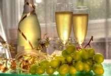 Nochevieja - uvas