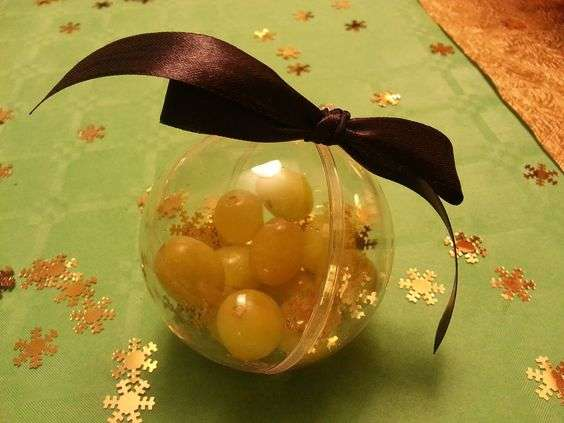 servir las uvas en nochevieja VIII