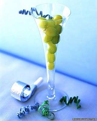 servir las uvas en nochevieja VI
