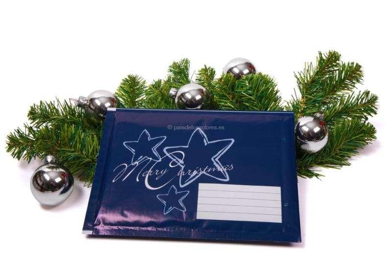Tipos de sobres de Navidad que podemos utilizar para felicitar las fiestas 3
