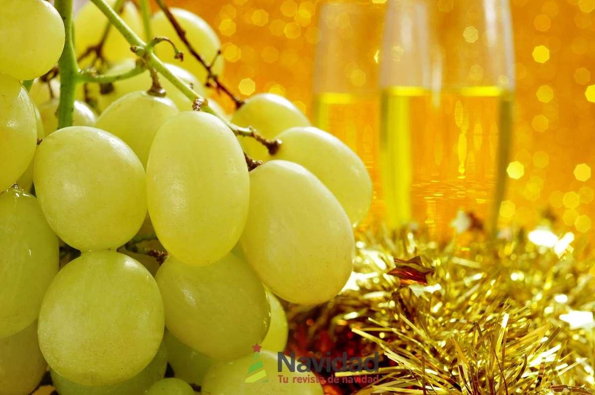 Cómo servir las uvas en Nochevieja de forma original 3
