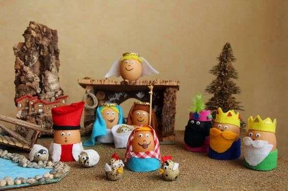 Fotos Esta Navidad Belenes Originales.Belenes De Navidad 10 Alternativas A La Version Clasica
