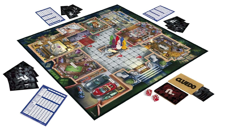 8 juegos de mesa para jugar en familia en Navidad 5