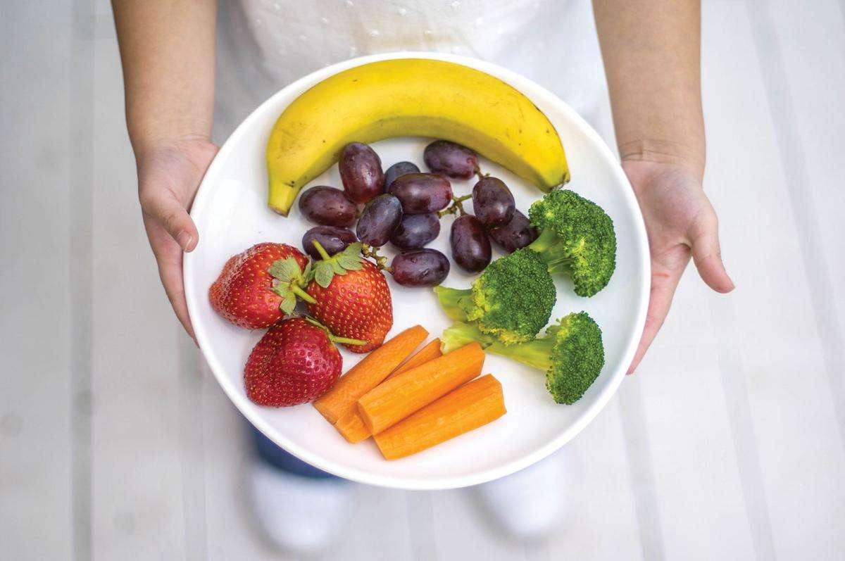 Recuperar la línea - dieta sana