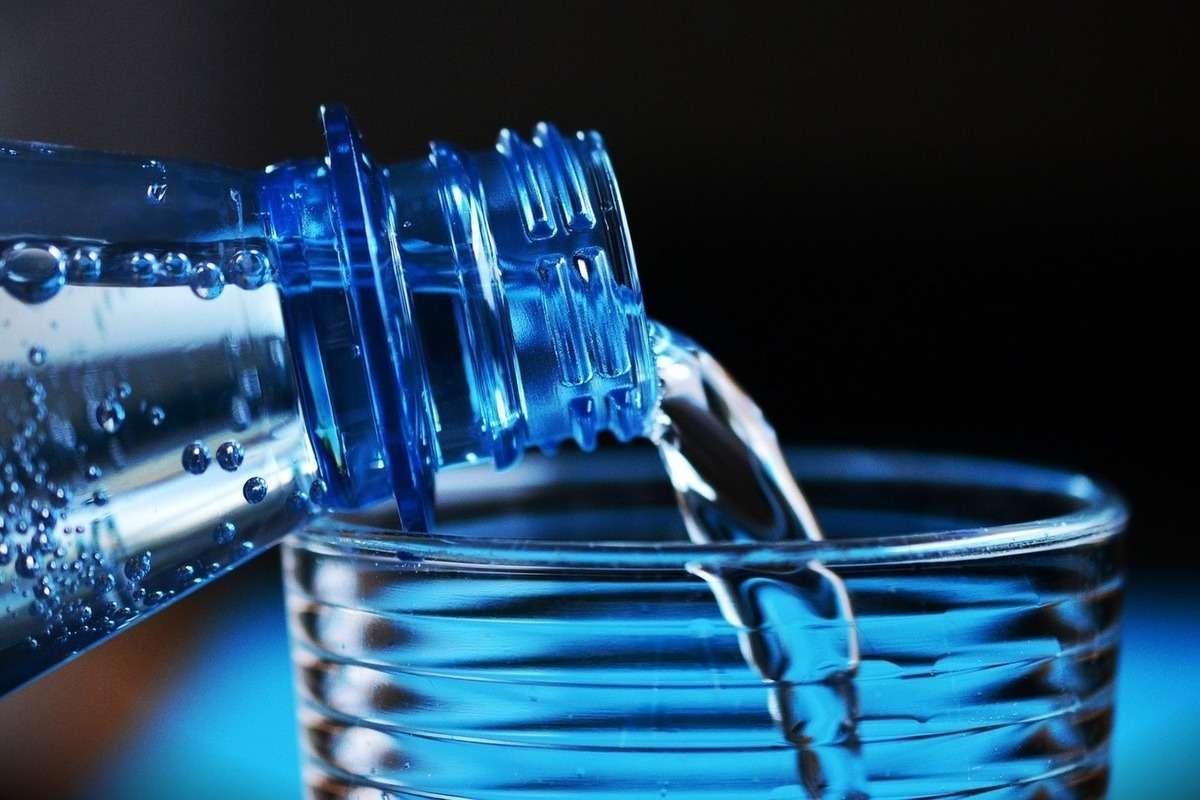 Recuperar la línea - 2 litros de agua