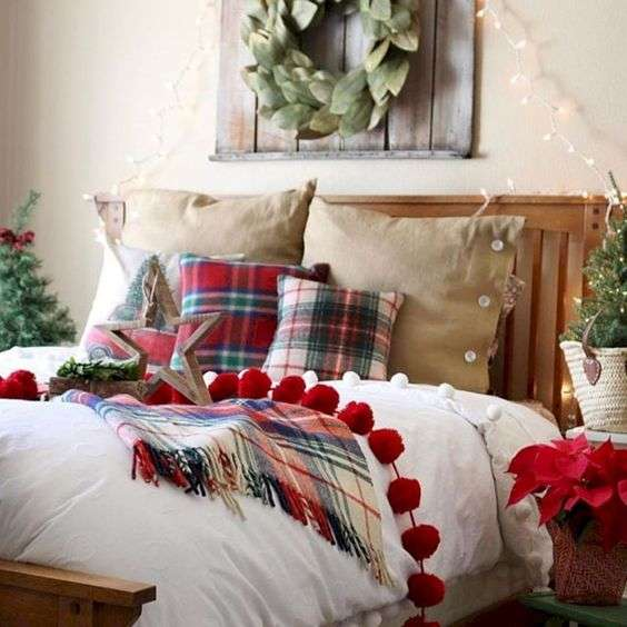 dormitorio de Navidad II