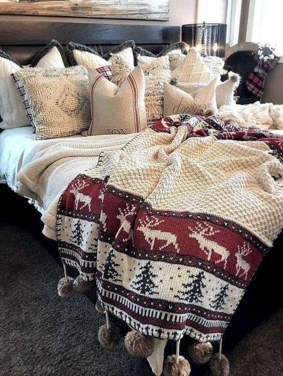 dormitorio de Navidad IV