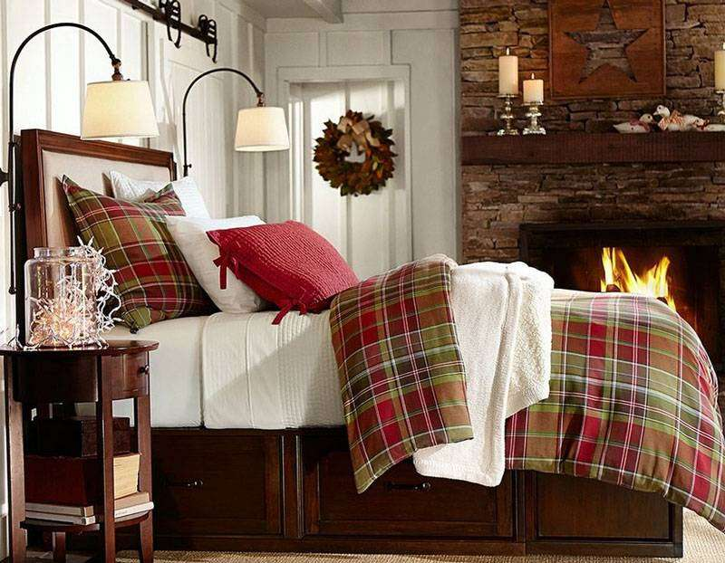 dormitorio de Navidad V