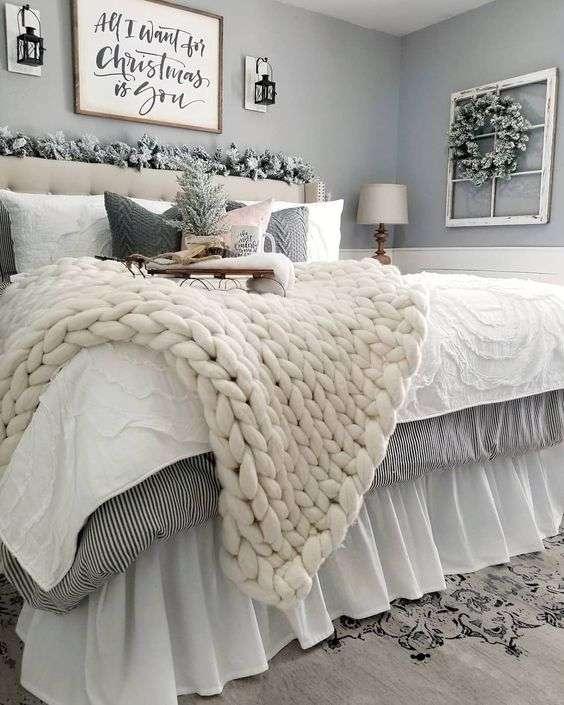 dormitorio de Navidad VI