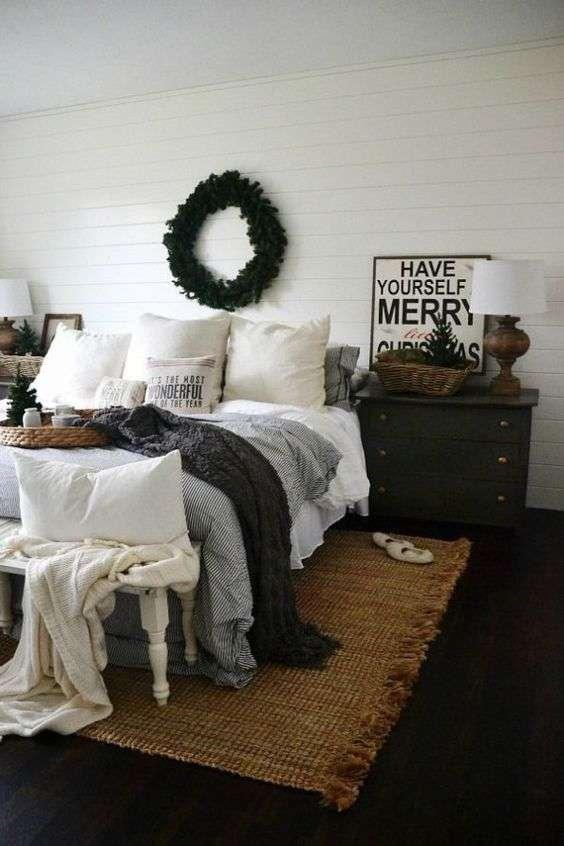 dormitorio de Navidad VII