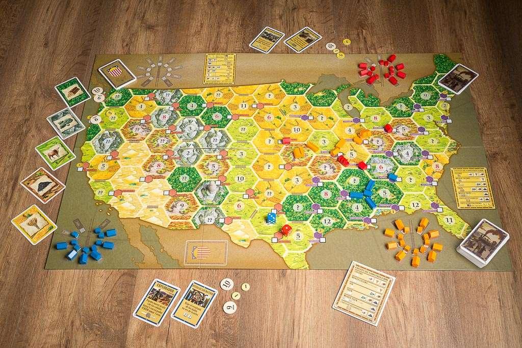 8 juegos de mesa para jugar en familia en Navidad 1