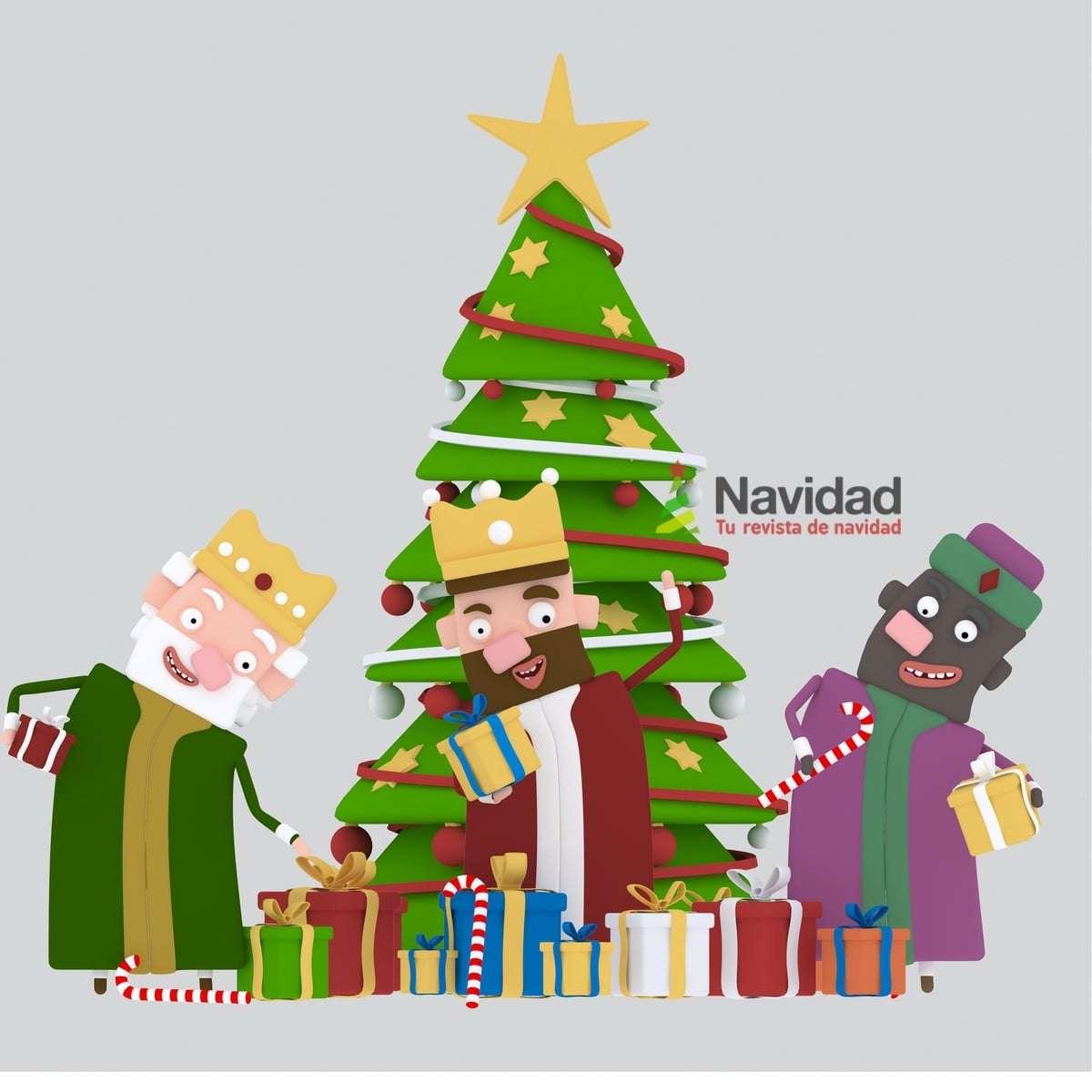 Imagenes Sobre Reyes Magos.Noche De Reyes Magos La Mayor Noche De Robos Navidad Tu