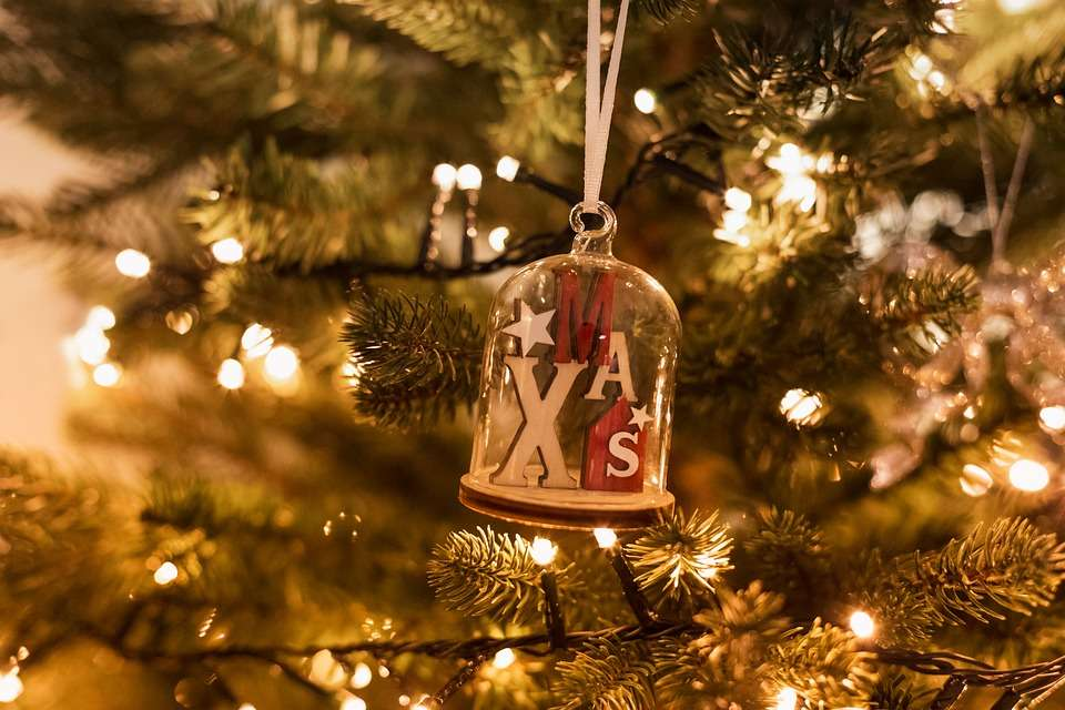 Decorar la Navidad con la familia 1