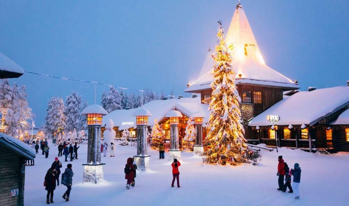 8 Lugares de Europa que parecen sacados de una postal navideña 8