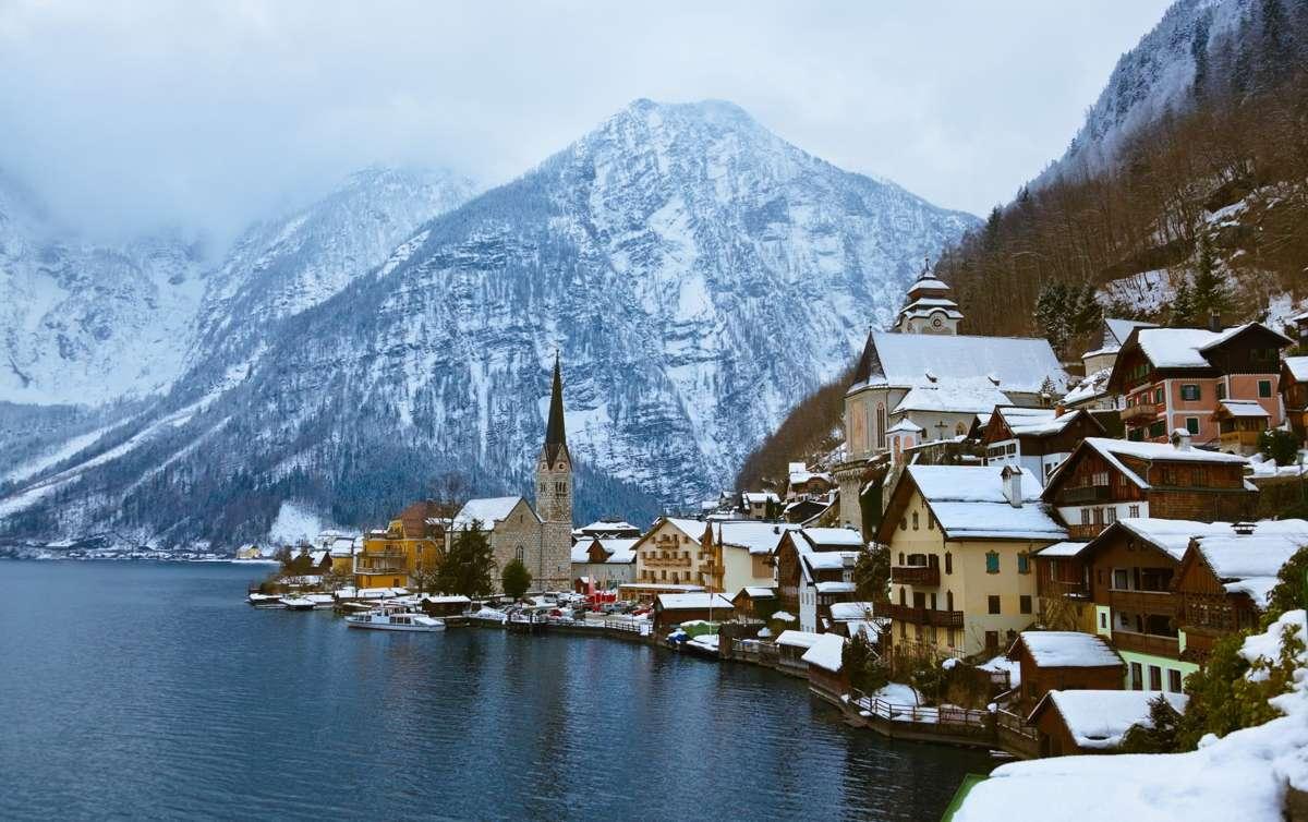 8 Lugares de Europa que parecen sacados de una postal navideña 1