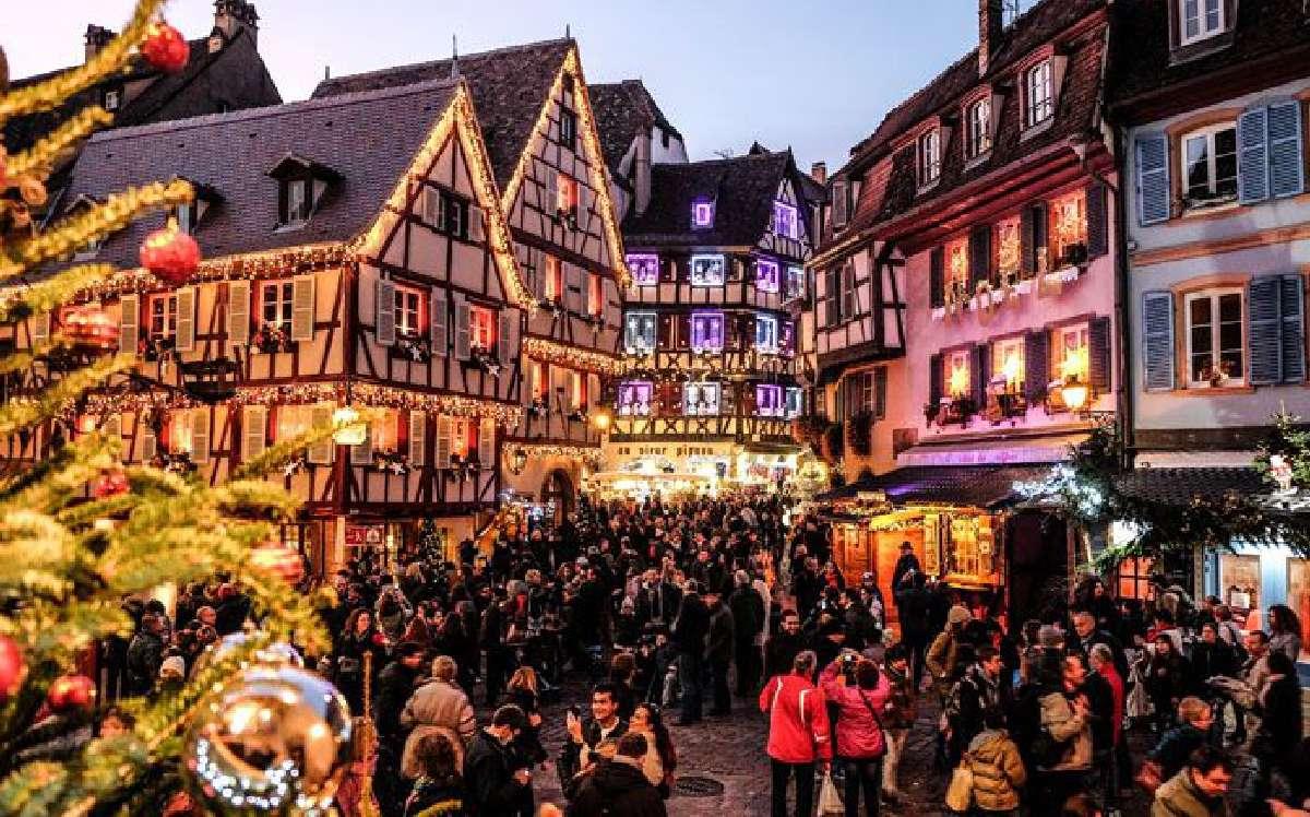 8 Mágicos mercadillos de Navidad europeos 1