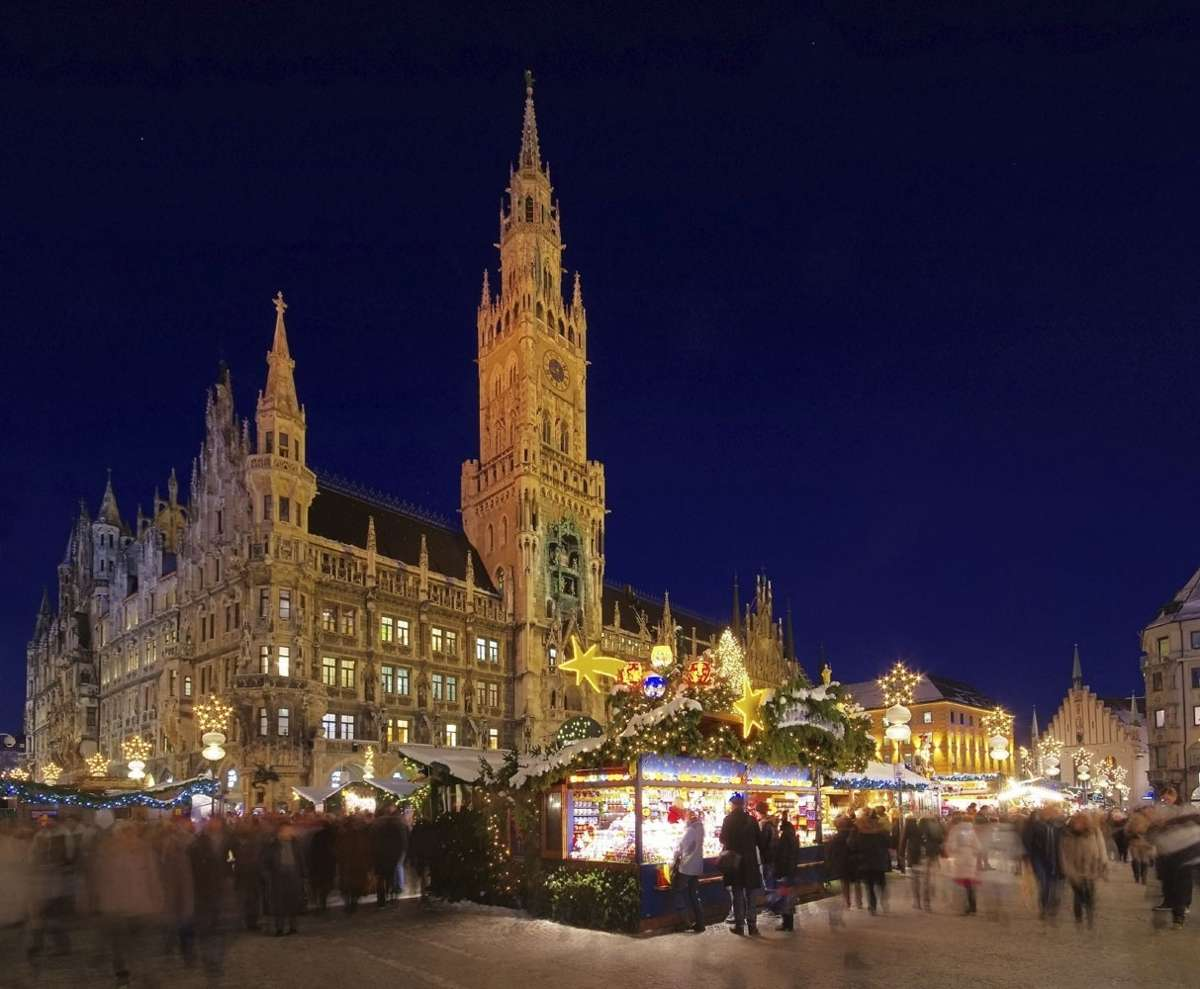 8 Mágicos mercadillos de Navidad europeos 6
